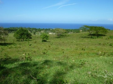 Lot for construction, with nice ocean view, financing possible