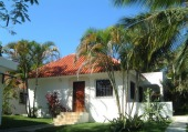Sosua fixer upper house with pool and guesthouse at Playa Laguna