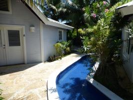 karibik invest immobilien dominikanische republik kleiner bungalow projekt. Black Bedroom Furniture Sets. Home Design Ideas