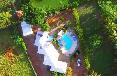 small bungalow resort