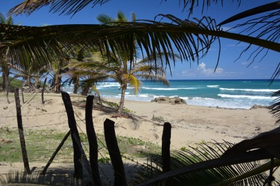 Larger beachfront Lot, only 155 USD per sqm, ready to build