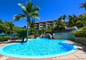 Excellent deal on a 1 bedroom apartment in a quiet corner of Sosua