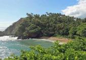 Paraíso tropical con playa en Samaná