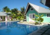 Nouveau bungalows avec 2 chambres et piscine commune