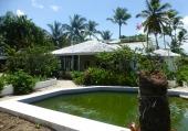 Maison de 4 chambres avec grand jardin